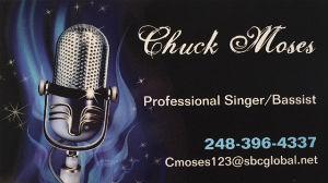 Chuck Biz Card